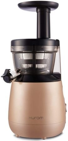 Hurom Plastic & Stainless-Steel Cold Press Juicer - Hp-Lbd12